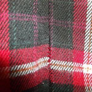 Forever 21 Skirts - Forever 21 Back Zipper Plaid Mini Skirt
